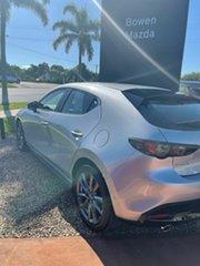 2021 Mazda 3 G20 Evolve  Silver 6 Speed Automatic Hatchback