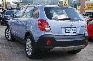 2015 Holden Captiva CG MY15 5 AWD LTZ Blue 6 Speed Sports Automatic Wagon