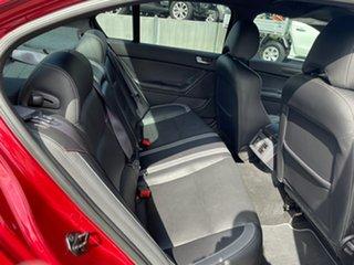 2015 Ford Falcon FG X XR6 Red 6 Speed Sports Automatic Sedan
