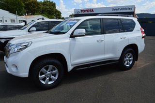 2017 Toyota Landcruiser Prado GDJ150R MY16 GXL (4x4) 6 Speed Automatic Wagon.