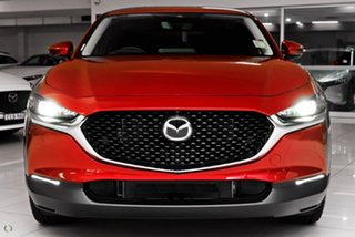 2021 Mazda CX-30 DM2W7A G20 SKYACTIV-Drive Astina Red 6 Speed Sports Automatic Wagon.