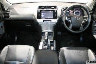 2019 Toyota Landcruiser GDJ150R MY18 Prado GXL (prem Int) (4x4) Silver 6 Speed Automatic Wagon