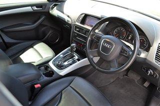 2011 Audi Q5 8R MY12 TFSI S Tronic Quattro Black 7 Speed Sports Automatic Dual Clutch Wagon