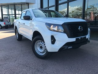2021 Nissan Navara D23 MY21 SL White 7 Speed Sports Automatic Utility.