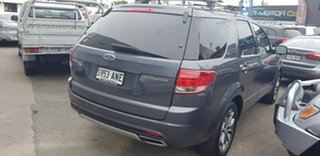 2011 Ford Territory SZ Titanium (RWD) Grey 6 Speed Automatic Wagon