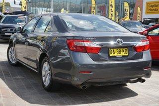 2013 Toyota Aurion GSV50R AT-X Grey 6 Speed Sports Automatic Sedan