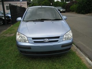 2005 Hyundai Getz TB Upgrade 1.4 Blue 4 Speed Automatic Hatchback