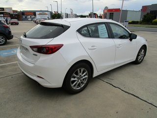 2017 Mazda 3 BN5478 Maxx SKYACTIV-Drive White 6 Speed Sports Automatic Hatchback