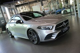 2019 Mercedes-Benz A-Class V177 800MY A200 DCT Silver 7 Speed Sports Automatic Dual Clutch Sedan.