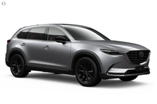2020 Mazda CX-9 TC GT SP SKYACTIV-Drive i-ACTIV AWD Silver 6 Speed Sports Automatic Wagon