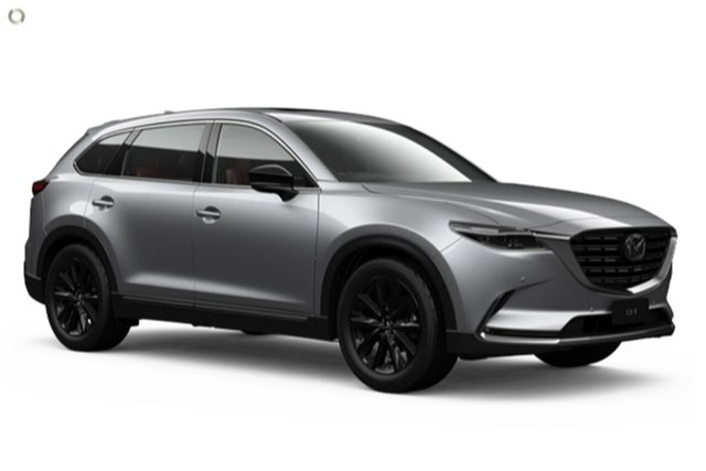 New Mazda CX-9 TC GT SP SKYACTIV-Drive i-ACTIV AWD Waitara, 2020 Mazda CX-9 TC GT SP SKYACTIV-Drive i-ACTIV AWD Silver 6 Speed Sports Automatic Wagon