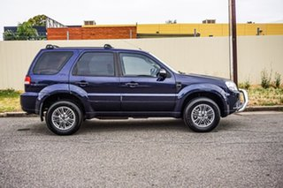 2009 Ford Escape ZD Blue 4 Speed Automatic SUV.