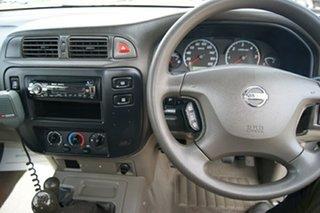 2002 Nissan Patrol GU III ST (4x4) Grey 5 Speed Manual Wagon