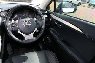 2015 Lexus NX AGZ15R NX200t AWD Luxury White 6 Speed Sports Automatic SUV