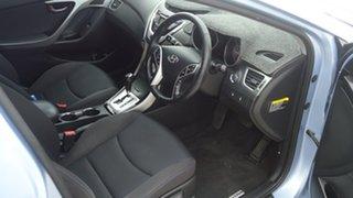 2011 Hyundai Elantra MD Elite Blue 6 Speed Sports Automatic Sedan