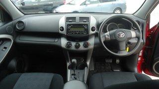 2006 Toyota RAV4 ACA33R CV Red 4 Speed Automatic Wagon
