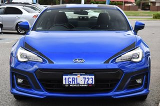 2018 Subaru BRZ Z1 MY18 Blue 6 Speed Manual Coupe