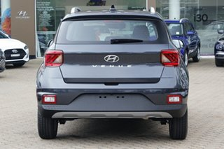 2021 Hyundai Venue QX.V3 MY21 Cosmic Grey 6 Speed Automatic Wagon