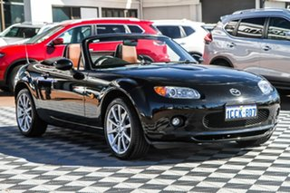 2005 Mazda MX-5 NC30F1 Black 6 Speed Sports Automatic Softtop.