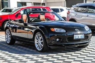 2005 Mazda MX-5 NC30F1 Black 6 Speed Sports Automatic Softtop.