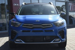 2021 Kia Stonic YB MY21 GT Line Sporty Blue 7 Speed Auto Dual Clutch Wagon