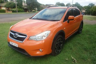 2012 Subaru XV G4X MY12 2.0i-L Lineartronic AWD Orange 6 Speed Constant Variable Wagon.