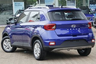 2021 Hyundai Venue QX.V3 MY21 Intense Blue 6 Speed Automatic Wagon.