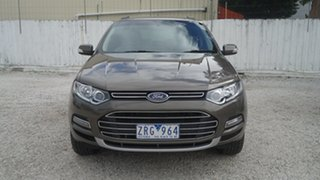 2013 Ford Territory SZ Titanium Seq Sport Shift Brown 6 Speed Sports Automatic Wagon