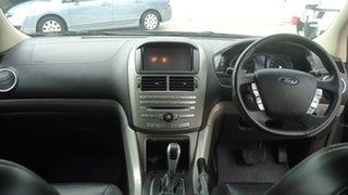 2013 Ford Territory SZ Titanium Seq Sport Shift Brown 6 Speed Sports Automatic Wagon.