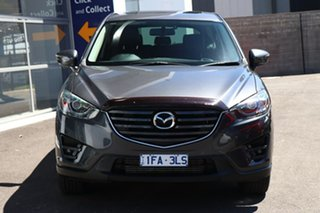 2016 Mazda CX-5 Grand Touring Grey 6 Speed Automatic Wagon