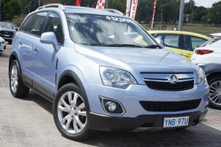 2015 Holden Captiva CG MY15 5 AWD LTZ Blue 6 Speed Sports Automatic Wagon