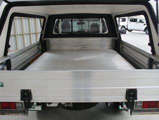 2016 Mitsubishi Triton MQ MY16 GLX 4x2 White 5 speed Automatic Cab Chassis