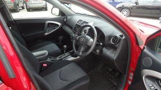 2006 Toyota RAV4 ACA33R CV Red 4 Speed Automatic Wagon.