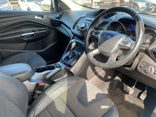 2013 Ford Kuga TE Trend AWD White 5 Speed Sports Automatic Wagon