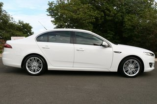 2016 Ford Falcon FG X G6E Winter White 6 Speed Sports Automatic Sedan