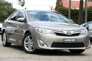 2012 Toyota Camry AVV50R Hybrid HL Continuous Variable Sedan.