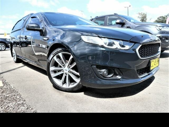 Used Ford Falcon Kingswood, Ford 2014.00 SSB XR . 4.0PET 6M 6HP26