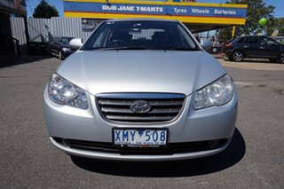 2007 Hyundai Elantra HD SX Continental Silver 4 Speed Automatic Sedan
