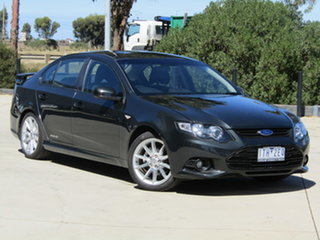 2013 Ford Falcon FG MkII XR6 Petroleum 6 Speed Sports Automatic Sedan