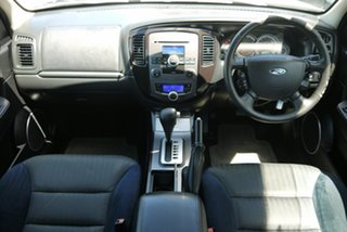2010 Ford Escape ZD MY10 White 4 Speed Automatic SUV