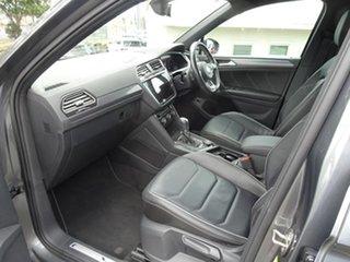2018 Volkswagen Tiguan 5N MY18 162TSI DSG 4MOTION Highline White 7 Speed Automatic Wagon