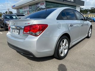 2012 Holden Cruze JH Series II MY13 SRi-V Silver 6 Speed Sports Automatic Sedan.