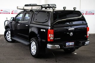 2015 Holden Colorado RG MY15 LTZ (4x4) Black 6 Speed Automatic Crew Cab Pickup
