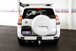 2015 Toyota Landcruiser Prado GDJ150R MY16 GXL (4x4) Glacier White 6 Speed Automatic Wagon