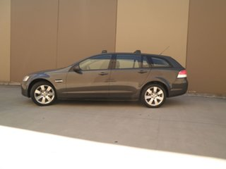 2009 Holden Commodore VE MY09.5 International Sportwagon Grey Metallic 4 Speed Automatic Wagon