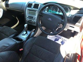 2006 Ford Falcon BF XR6 Magnet Orange 4 Speed Auto Seq Sportshift Utility