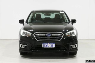 2019 Subaru Liberty MY19 2.5I Black Continuous Variable Sedan.