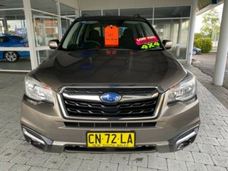 2017 Subaru Forester 2.5I-L Bronze Constant Variable Wagon.