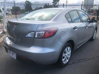 2011 Mazda 3 BL 11 Upgrade Neo Grey 6 Speed Manual Sedan.