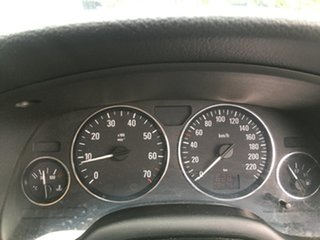 2003 Holden Astra TS MY03 CDX Silver 5 Speed Manual Sedan